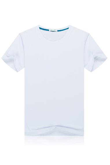 CVC棉短袖T恤|T恤衫
