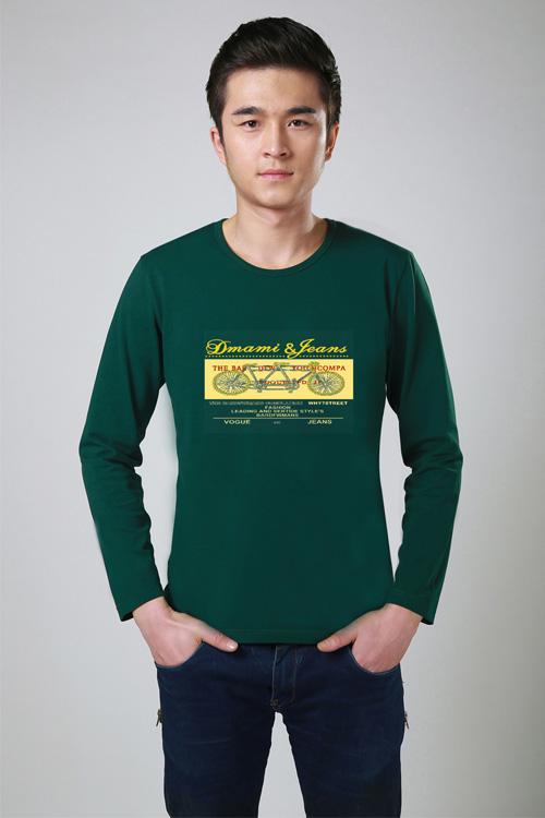 【万博官网手机版本登陆】莱卡长袖  838|文化衫