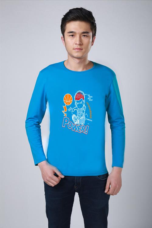 【万博官网手机版本登陆】莱卡长袖  836|文化衫